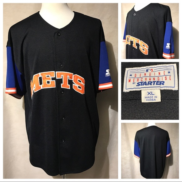 a847f7050 Starter shirts new york mets button jersey shirt a poshmark jpg 580x580 Button  jersey shirts
